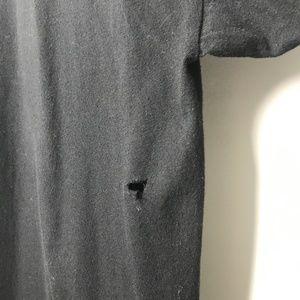 B&C Collection Shirts - B&C Barcelona Gaudi Mosaic Black Tee A020481
